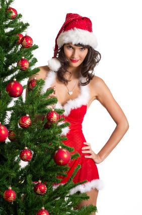 Weihnachtsdessous - Sexy Dessous zu Weichnachten